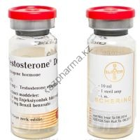 Тестостерон энантат Bayer Schering Pharma  балон 10 мл (250 мг/1 мл)