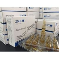 Тестостерон ципионат ZPHC (Testosterone Cypionate) 10 ампул по 1мл (1амп 250 мг)