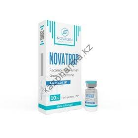 Гормон роста Novatrop Novagen 5 флаконов по 10 ед (50 ед)