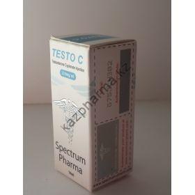 Testo C (Тестостерон ципионат) Spectrum Pharma балон 10 мл (250 мг/1 мл)