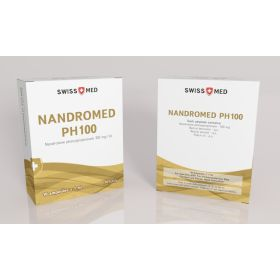 Нандролон фенилпропионат Swiss Med Nandromed-PH100 10 ампул (100мг/1мл)