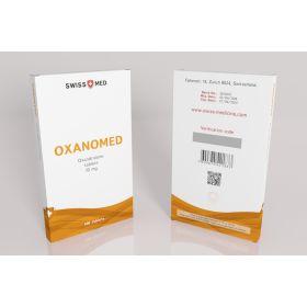 Оксандролон Swiss Med 100 таблеток (1таб 10мг)