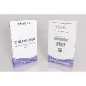 Туринабол Swiss Med 100 таблеток (1таб 10мг)