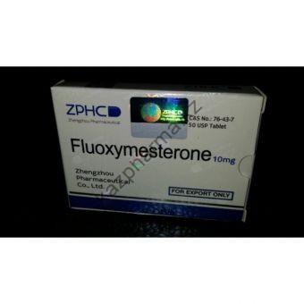 Fluoxymesterone (Флюоксиместерон, Халотестин) ZPHC 50 таблеток (1таб 10 мг) - Астана