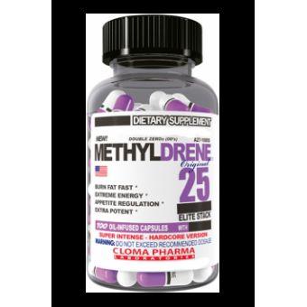 Жиросжигатель Methyldrene 25 Elite  (100 капсул)  - Астана