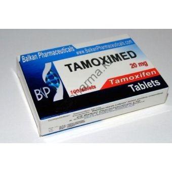 Tamoximed (Тамоксифен) Balkan 100 таблеток (1таб 20 мг) - Астана