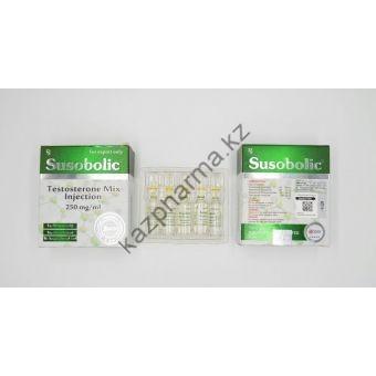 Сустанон Cooper 10 ампул по 1мл (1амп 250 мг) - Астана