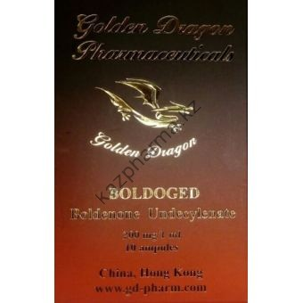 Болденон (Boldoged) Golden Dragon 10 ампул по 1мл (1амп 200 мг) - Астана