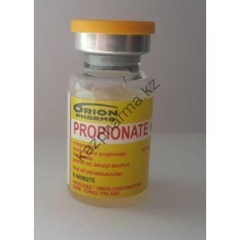 Propionate 100 (Тестостерон пропионат) Orion Pharma балон 10 мл (100 мг/1 мл) - Астана