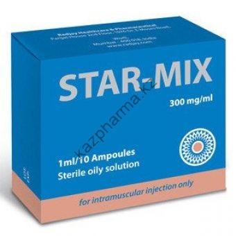 Стар-микс (oil) RADJAY 10 ампул по 1мл (1амп 300 мг) - Астана