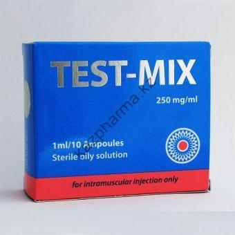 Тест-микс (oil) RADJAY 10 ампул по 1мл (1амп 250 мг) - Астана