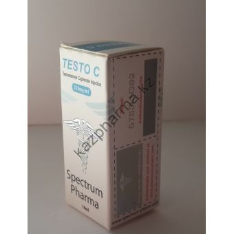 Testo C (Тестостерон ципионат) Spectrum Pharma балон 10 мл (250 мг/1 мл) - Астана