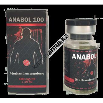 ANABOL 100 (Метан, Метандиенон) UFC Pharm балон 10 мл (100 мг/1 мл) - Астана