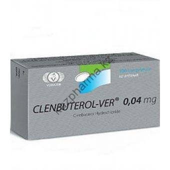 Clenbuterol-ver (Кленбутерол) Vermodje 100 таблеток (1таб 40 мкг) - Астана