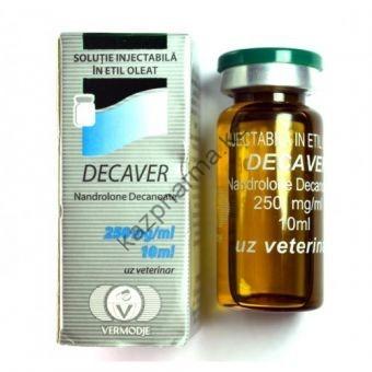 Decaver (Дека, Нандролон деканоат) Vermodje балон 10 мл (200 мг/1 мл) - Астана