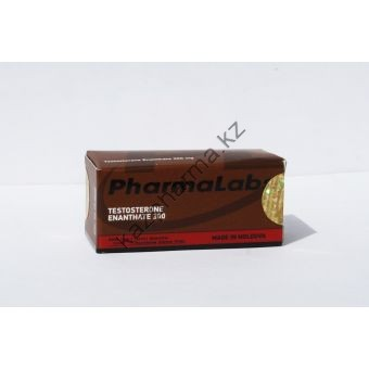 Тестостерон энантат Pharmalabs флакон 10 мл (300 мг/мл) - Астана