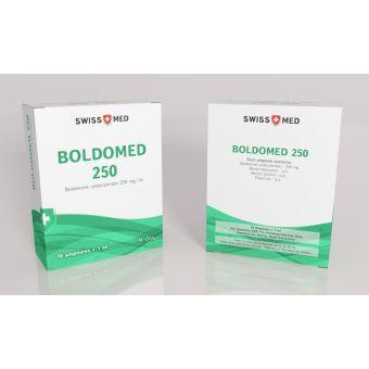 Болденон Swiss Med Boldomed 250 10 ампул (250мг/1мл)